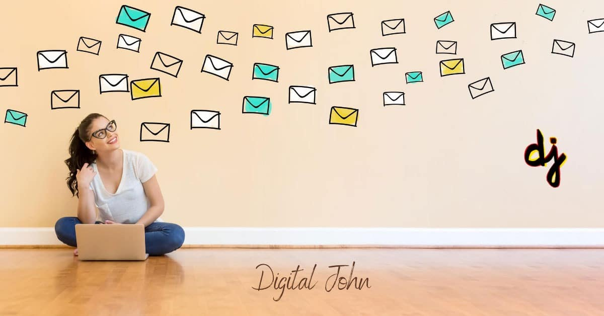 learn email marketing step by step - digital john blog