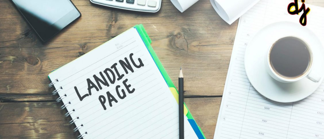power of landing pages