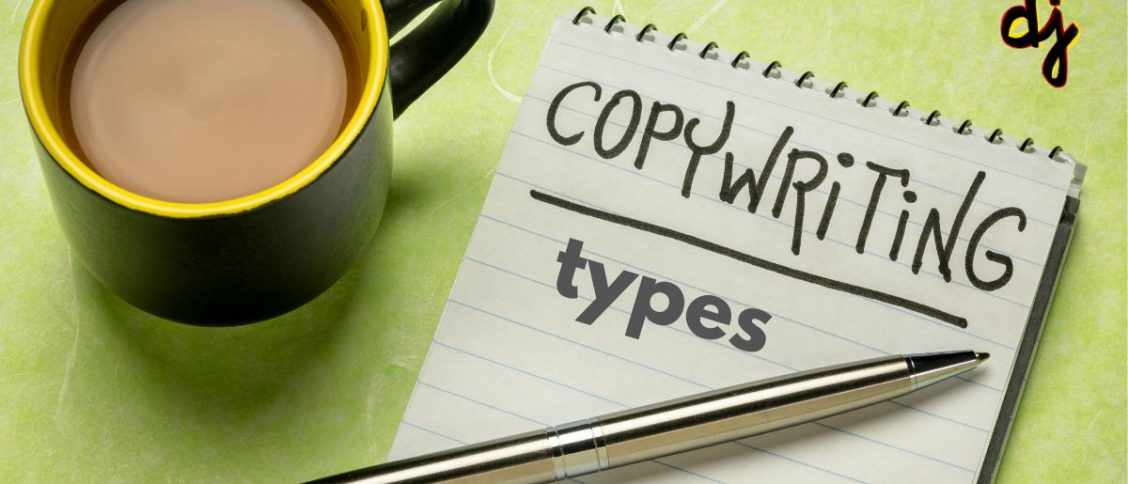 types of copywriting article