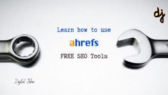 How to Use Ahrefs for FREE - seo blog